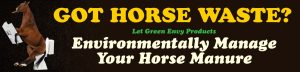 horse manure removal in ct